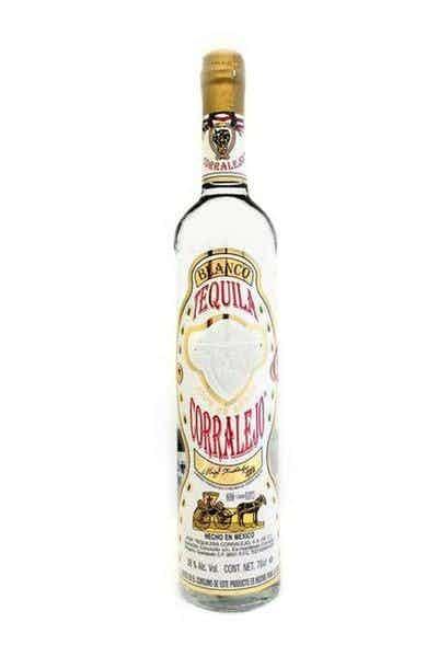 Corralejo Tequila Silver 40% 750ml