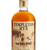 Templeton Small Batch 4 Year Rye Whiskey Proof: 80  375Ml