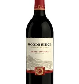 Woodbridge Cabernet Sauvignon 2017 ABV 13.5% 187 ML