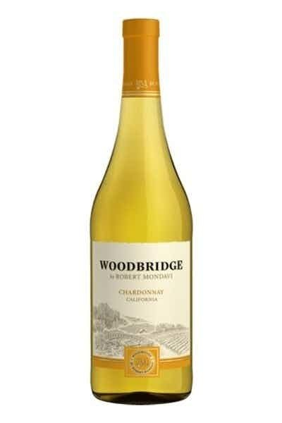 Woodbridge Chardonnay 2017 ABV 13.5% 187 ML