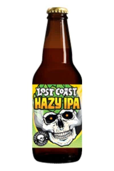 Lost Coast Brewery  Hazy IPA ABV 6.7 % 6  Pack