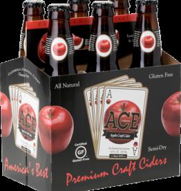 ACE Premium Gluten Free Apple Craft Cider ABV: 5%