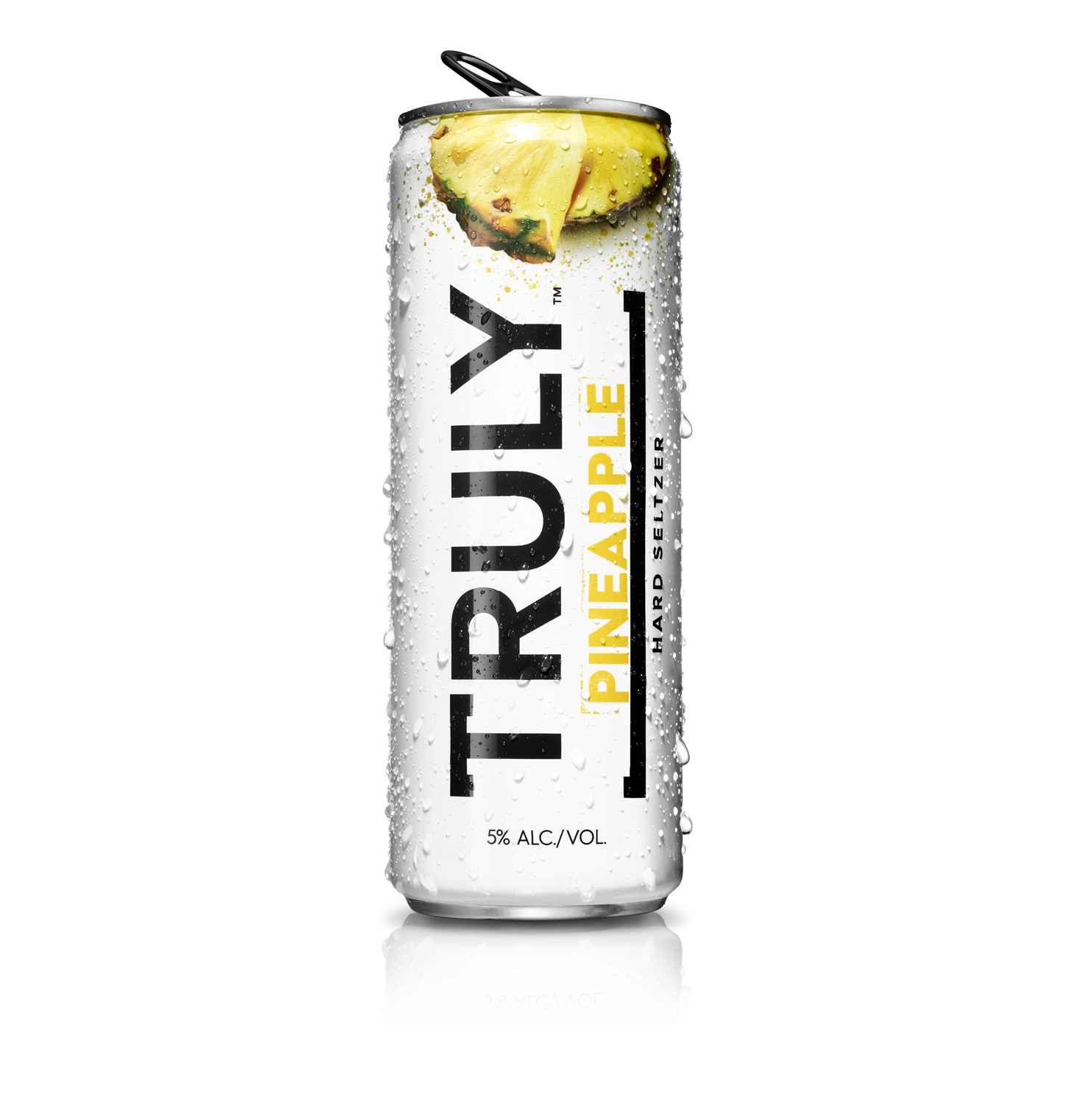 Truly Hard Seltzer Pineapple ABV5 % 6 Pack Can