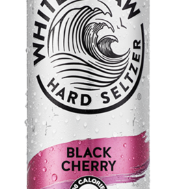 White Claw Seltzer Black Cheery Spiked Sparkling ABV 5% 6 Pack Can