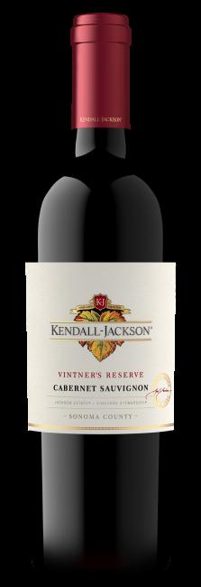 Kendall-Jackson Vinter's Reserve Cabernet Sauvignon 2017 ABV 13.5% 750 ML