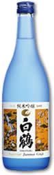 Hakutsuru Junmai Ginjo Sake ABV 14.5% 750 ML