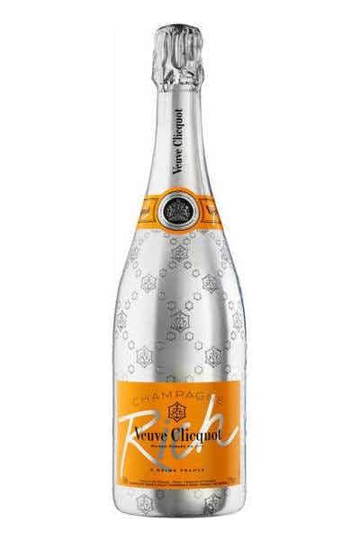Veuve Clicquot Rich (Mini) ABV 12% 187 ML