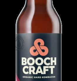 Booch Craft Heirloom Peach Heather Kombucha ABV 7% 22 OZ