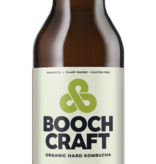 Booch Craft High Alcohol Apple lime Jasmine Kombucha ABV 7% 22 OZ