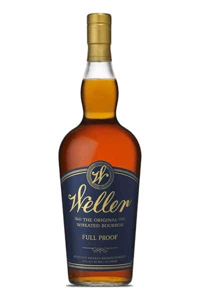 W. L. Weller Full Proff Bourbon Whiskey Proof: 114 750 ML