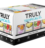Truly Hard Seltzer Variety Tropical Mix  ABV 5 % 12 Pack Can