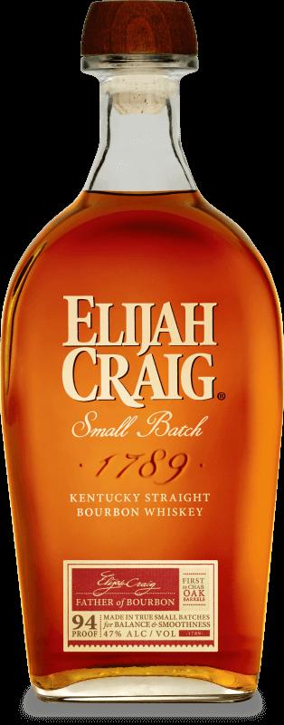 Elijah Craig  Small Batch ABV 47%  375 ML