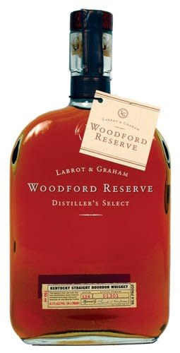 Woodford Reserve  Straight Bourbon Whiskey Proof: 90.4  375 ML