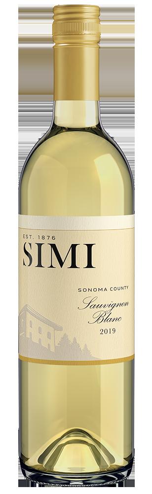 Simi Sauvignon Blanc 2019 ABV13.5% 750 ML