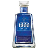 1800 Silver Tequila 50 mL Proof: 80
