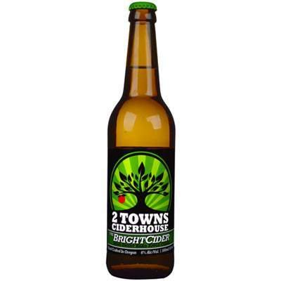 2 Towns The Bright Cider 500 mL ABV: 6%