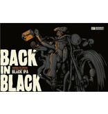 21st Amendment Back in Black IPA ABV: 6.8% 6 Pack
