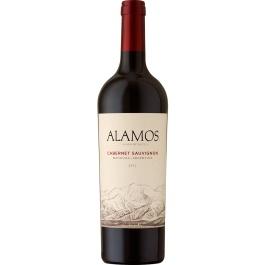 Alamos Cabernet Sauvignon 2016  ABV: 13.7%  750 mL