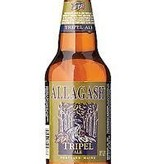 Allagash Brewing Co. Triple Ale ABV 9% 4 Pack