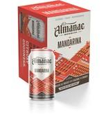 Almanac Beer Co. Almanac Mandarina ABV: 4.3%  6 Pack