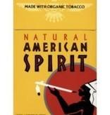 American Spirit Gold Box