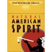 American Spirit Gold Box