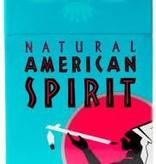 American Spirit Turquoise Box