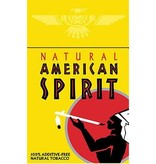 American Spirit Yellow Box