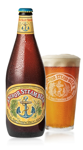 Anchor Brewing Co. Steam Beer ABV: 4.9% 6 Pack