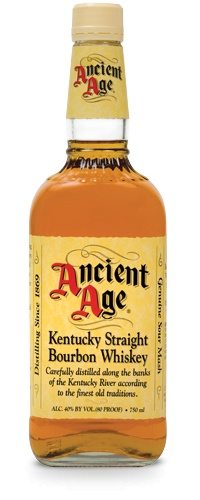 Ancient Age Kentucky Straight Bourbon Whiskey Proof: 80  1 L