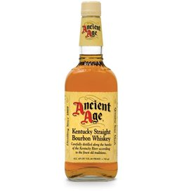 Ancient Age Straight Bourbon Whiskey Proof: 80  375 mL