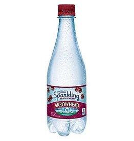 Arrowhead Black Cherry Sparkling Water 1L