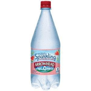 Arrowhead Watermelon Lime Sparkling Water 1 L