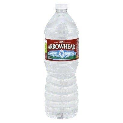 Arrowhead Spring Water 1L