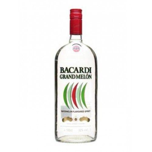 Bacardi Grand Melon Rum Proof: 70  50 ml