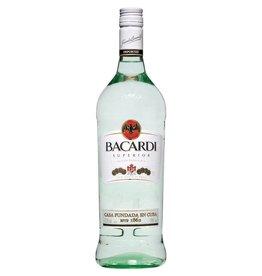 Bacardi Superior Rum Proof: 80  375 mL