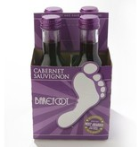 Barefoot Cabernet Sauvignon ABV: 13% 187 ML  4 Pack