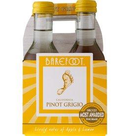 Barefoot Pinot Grigio 2014 ABV: 12.5%  750 mL