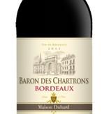 Baron Des Chartrons Bordeaux 2015  ABV: 13.5%  750 mL