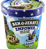 Ben & Jerry's Empower Mint Ice Cream 1 Pint