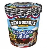 Ben & Jerry's Stephen Colbert's Americone Dream Ice Cream 1 Pt