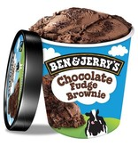 Ben & Jerry's Chocolate Fudge Brownie Ice Cream 1 Pt