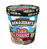 Ben & Jerry's Half Baked Ice Cream 1 Pt