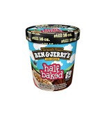 Ben & Jerry's Half Baked Ice Cream 1 Pt