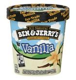 Ben & Jerry's Vanilla Ice Cream 1 Pt