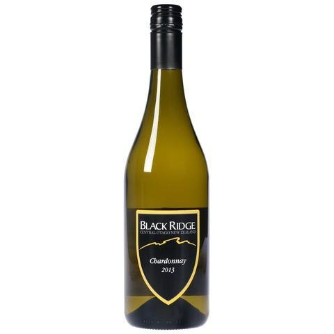 Black Ridge Vineyards Chardonnay ABV: 12%  750ml