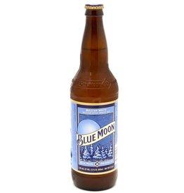 Blue Moon Belgian White ABV: 5.4%  12 Pack