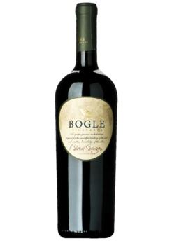 Bogle Cabernet Sauvignon 2015  ABV: 13.5%  750 mL