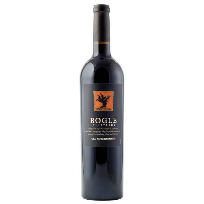 Bogle Old Vine Zinfandel 2015 ABV: 14.5%  750ml