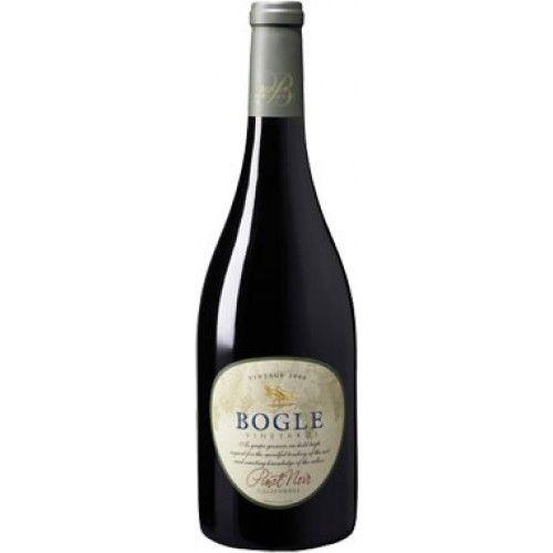 Bogle Pinot Noir 2015  ABV: 13.5%  750 mL